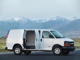 Ver foto 2 de Chevrolet Express Cargo Van 2002