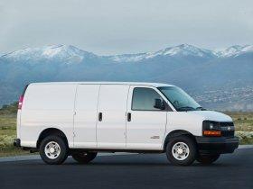 Ver foto 13 de Chevrolet Express Cargo Van 2002
