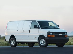 Ver foto 12 de Chevrolet Express Cargo Van 2002