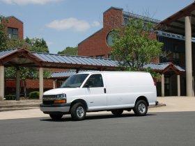 Ver foto 11 de Chevrolet Express Cargo Van 2002