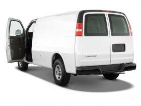 Ver foto 9 de Chevrolet Express Cargo Van 2002