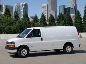 Ver foto 6 de Chevrolet Express Cargo Van 2002