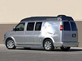 Ver foto 2 de Chevrolet Express Ultimate Ski Van Concept 2002