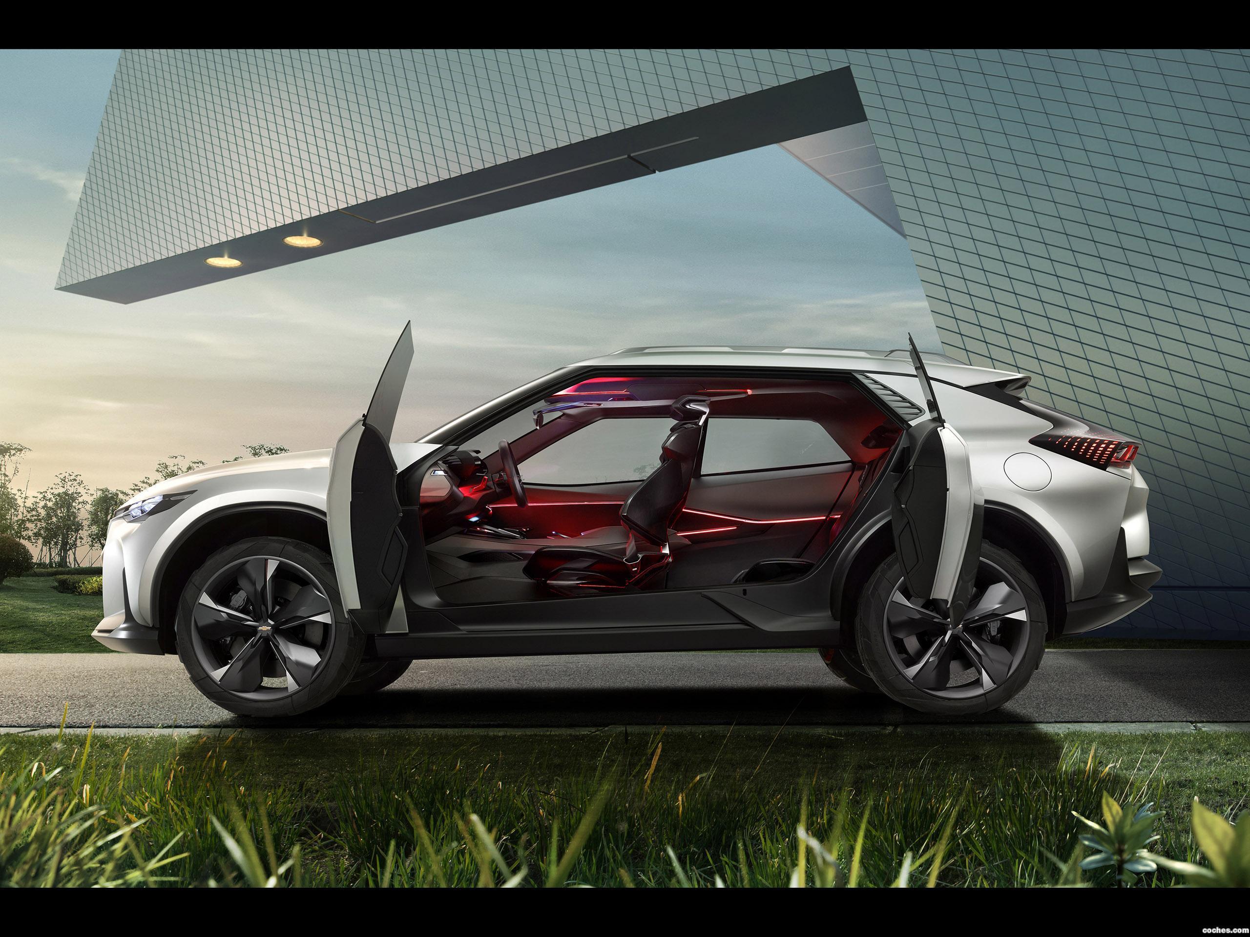 Foto 3 de Chevrolet FNR-X Concept  2017