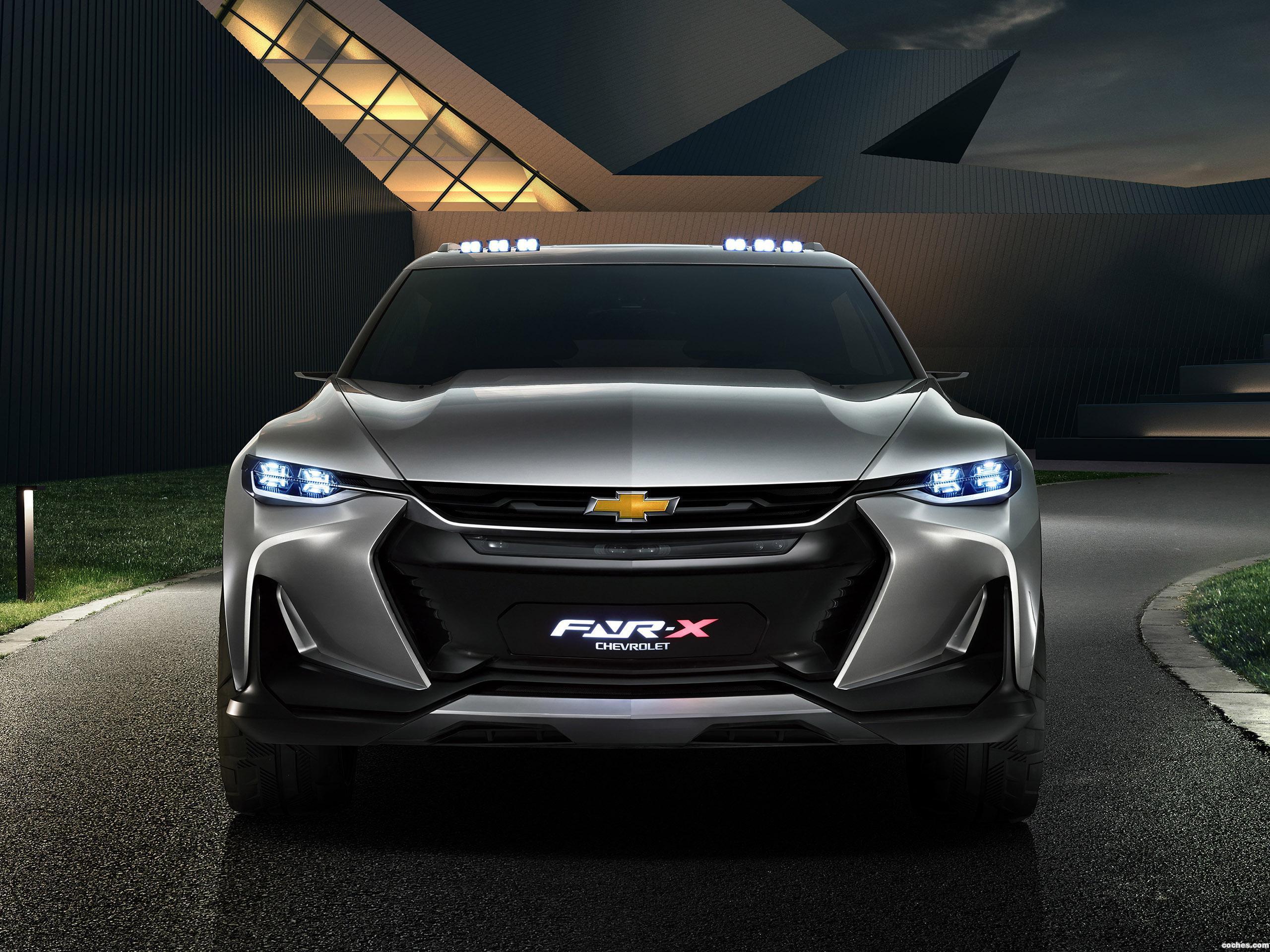 Foto 2 de Chevrolet FNR-X Concept  2017