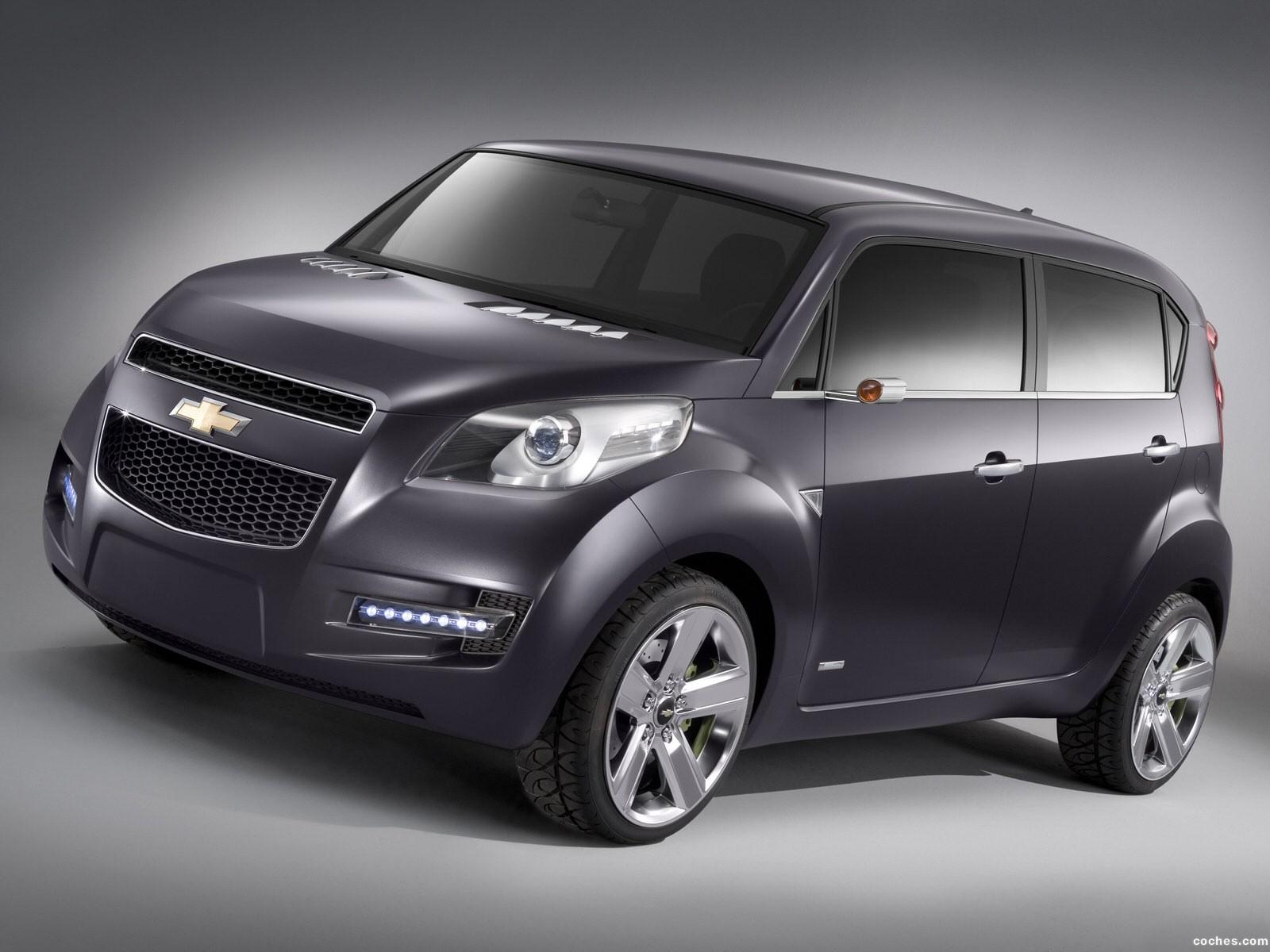 Foto 0 de Chevrolet Groove Concept 2007