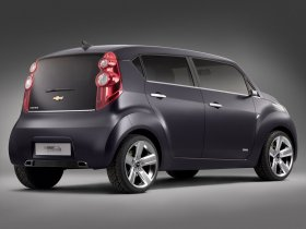 Ver foto 5 de Chevrolet Groove Concept 2007