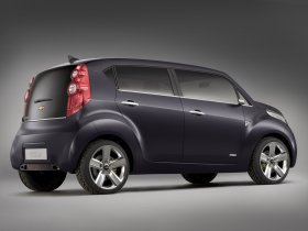 Ver foto 4 de Chevrolet Groove Concept 2007