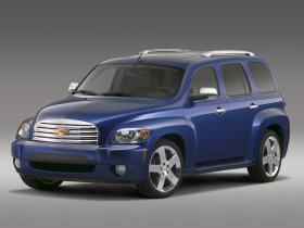 Ver foto 7 de Chevrolet HHR 2006