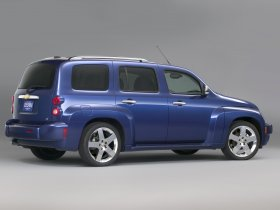 Ver foto 6 de Chevrolet HHR 2006