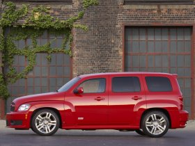 Ver foto 4 de Chevrolet HHR SS 2008