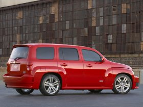Ver foto 11 de Chevrolet HHR SS 2008