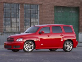 Ver foto 8 de Chevrolet HHR SS 2008