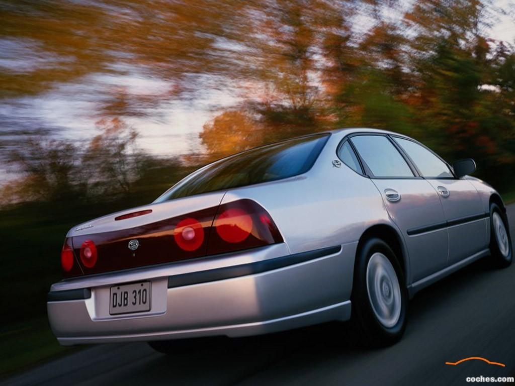Foto 1 de Chevrolet Impala 2000