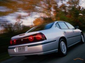 Ver foto 2 de Chevrolet Impala 2000