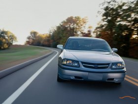 Ver foto 1 de Chevrolet Impala 2000