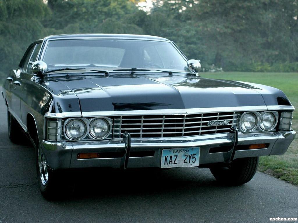 Foto 0 de Chevrolet Impala 4 puertas Hardtop 1967