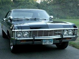 Ver foto 1 de Chevrolet Impala 4 puertas Hardtop 1967