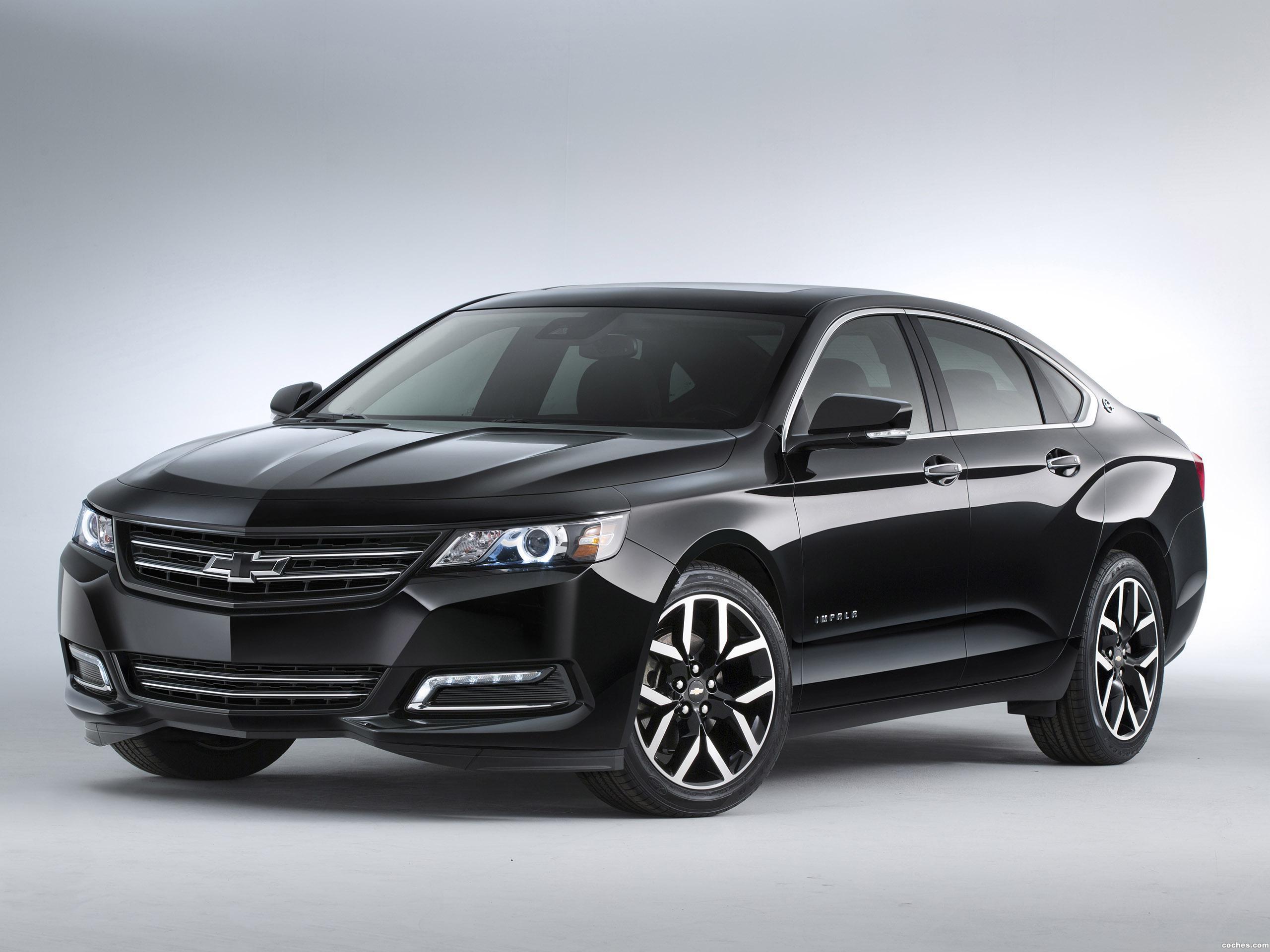 Foto 0 de Chevrolet Impala Blackout Concept 2014