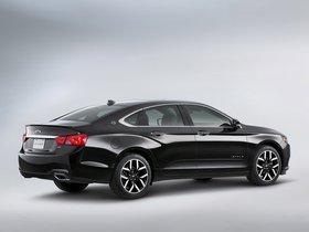 Ver foto 2 de Chevrolet Impala Blackout Concept 2014