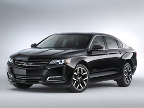 Fotos de Chevrolet Impala Blackout Concept 2014