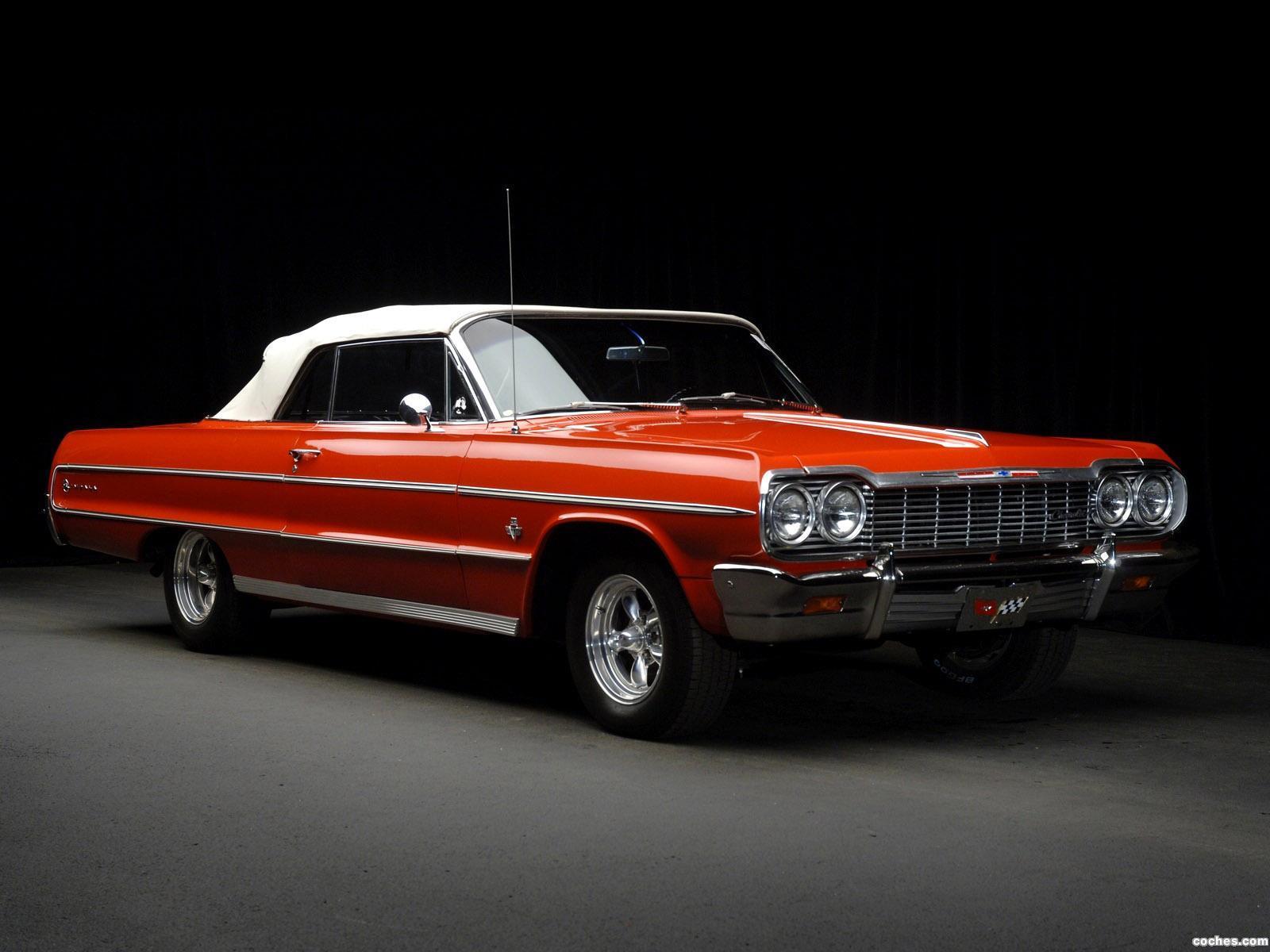Foto 0 de Chevrolet Impala Convertible 1964