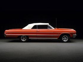 Ver foto 3 de Chevrolet Impala Convertible 1964