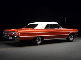 Ver foto 2 de Chevrolet Impala Convertible 1964