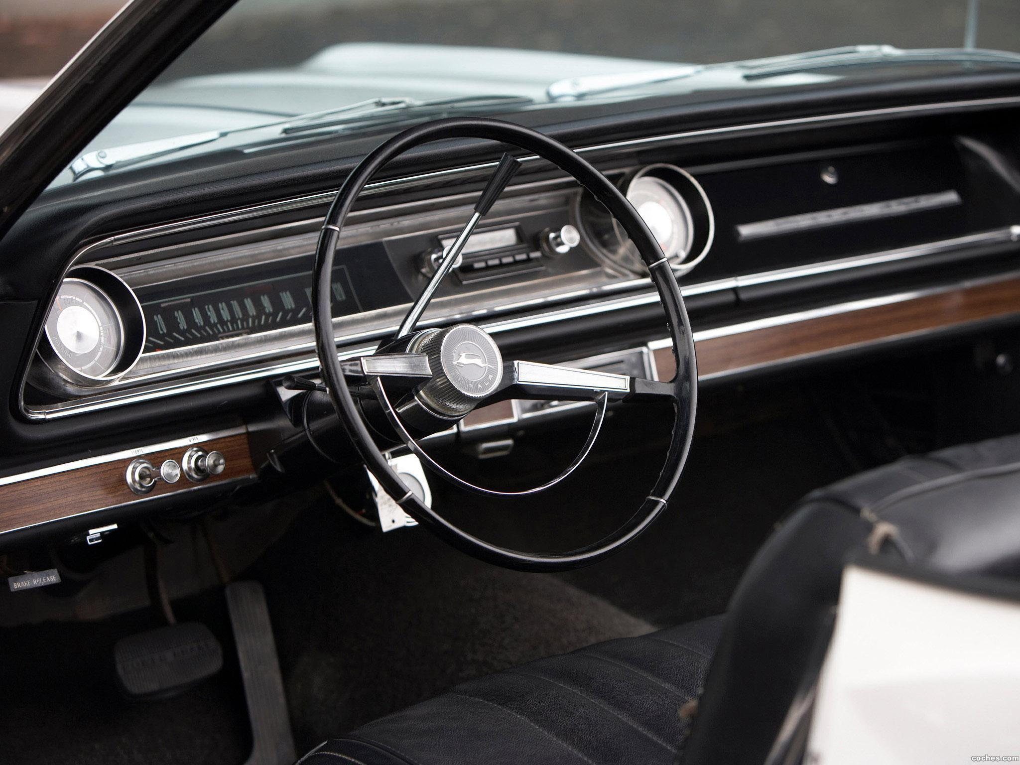 Foto 5 de Chevrolet Impala Convertible 1964