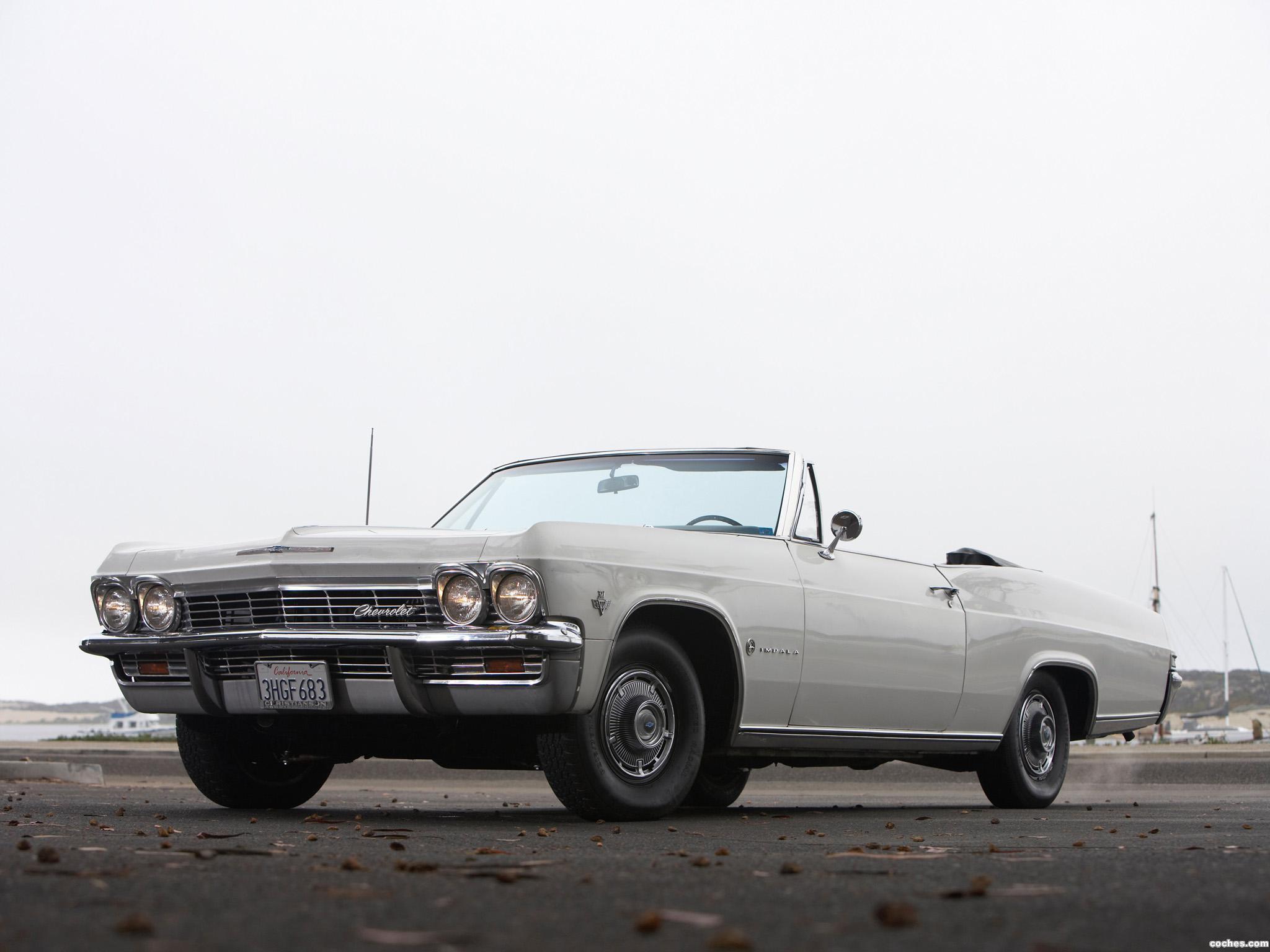 Foto 3 de Chevrolet Impala Convertible 1964