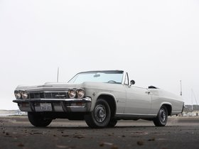 Ver foto 4 de Chevrolet Impala Convertible 1964