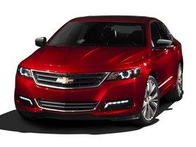 Ver foto 5 de Chevrolet Impala LTZ 2013