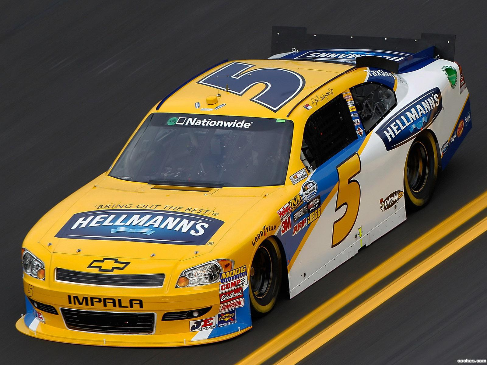 Foto 3 de Chevrolet Impala NASCAR Nationwide Series Race Car 2011