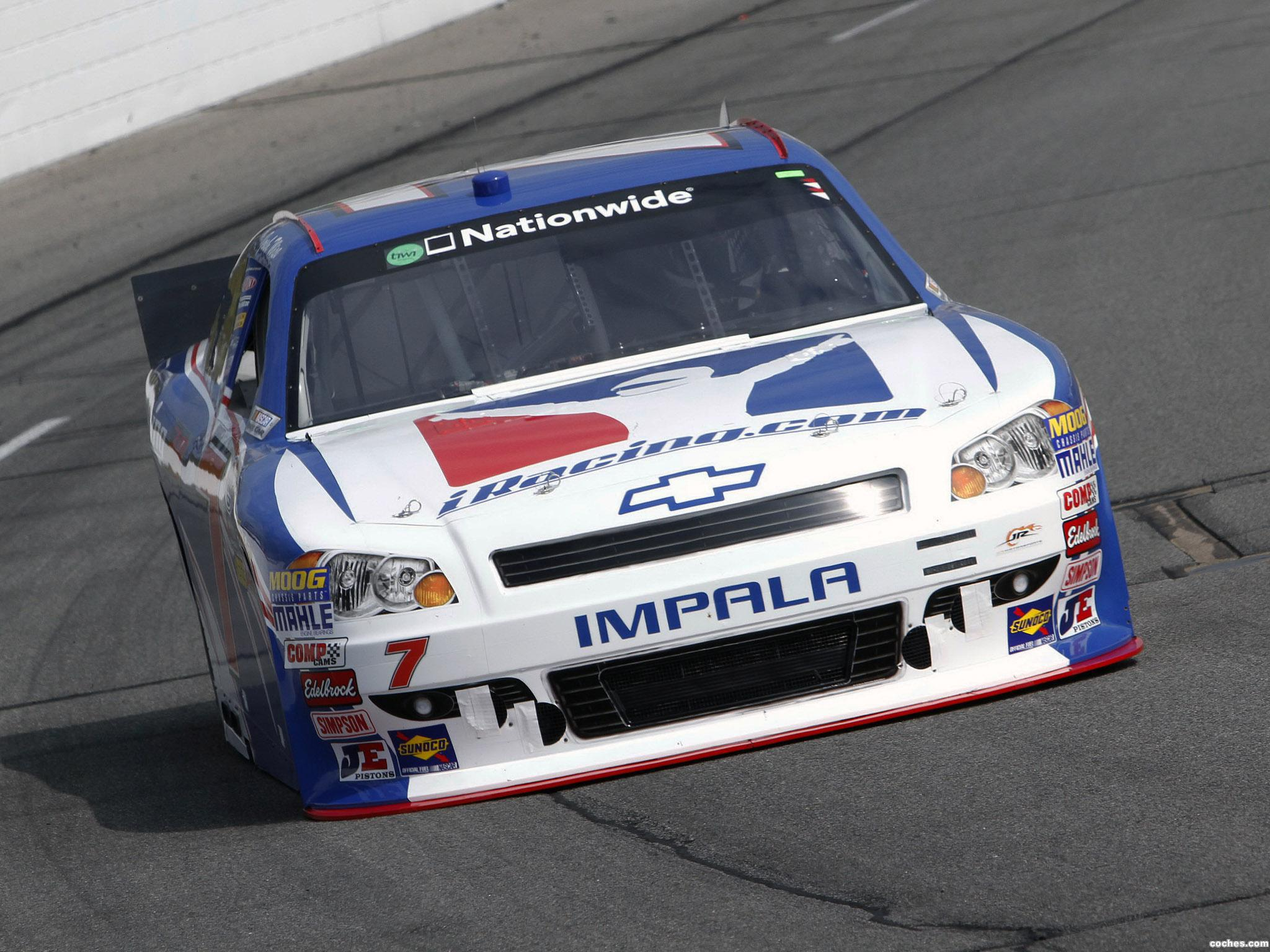 Foto 0 de Chevrolet Impala NASCAR Nationwide Series Race Car 2011