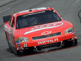 Ver foto 5 de Chevrolet Impala NASCAR Nationwide Series Race Car 2011