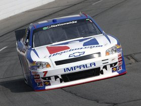 Fotos de Chevrolet Impala NASCAR Nationwide Series Race Car 2011