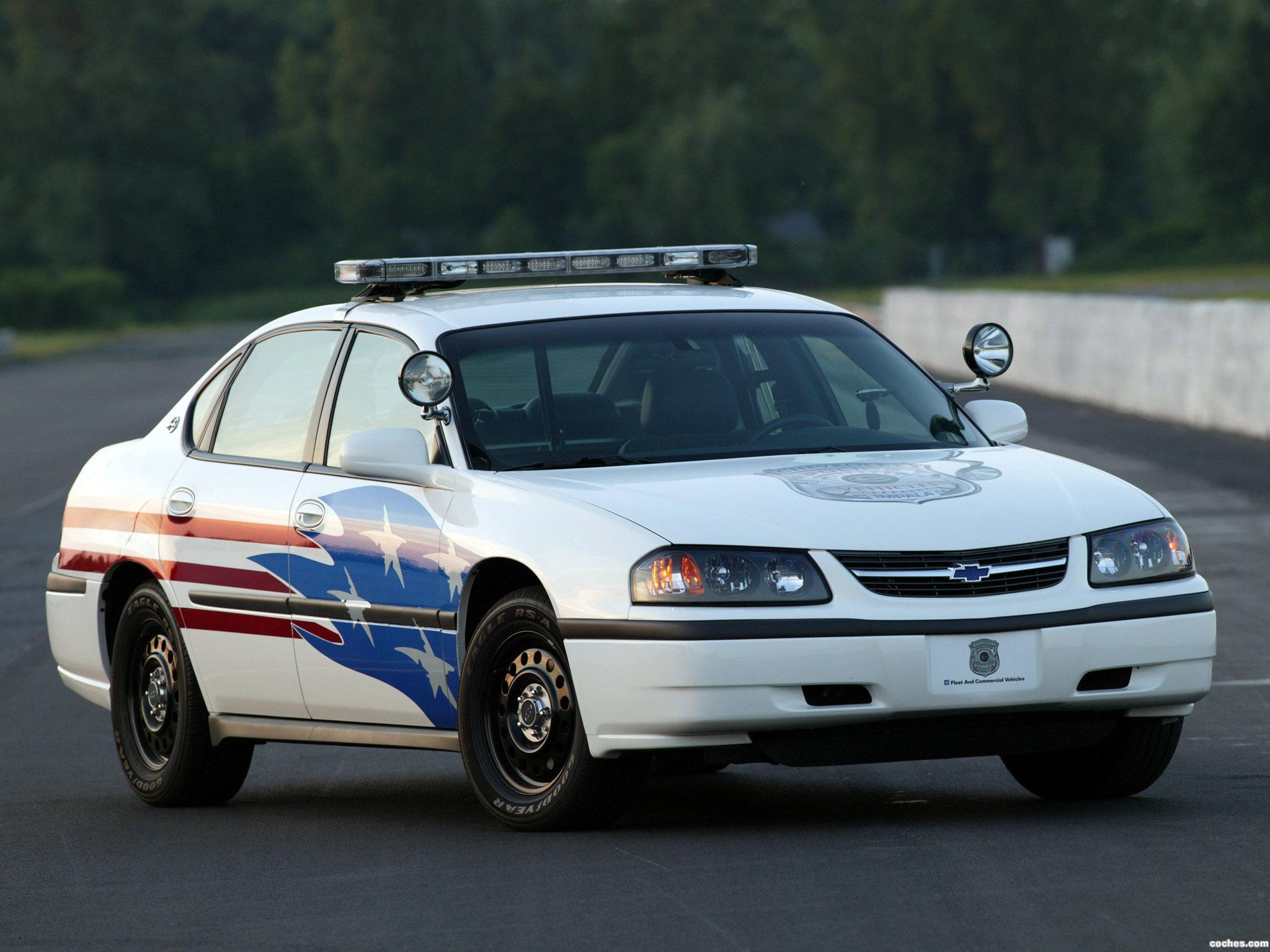 Foto 0 de Chevrolet Impala Police 2001