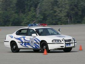 Ver foto 11 de Chevrolet Impala Police 2001