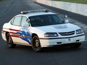 Ver foto 2 de Chevrolet Impala Police 2001