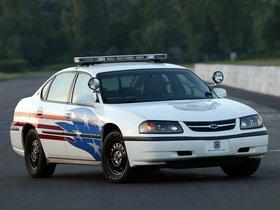 Fotos de Chevrolet Impala Police 2001