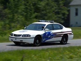 Ver foto 8 de Chevrolet Impala Police 2001
