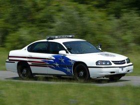 Ver foto 7 de Chevrolet Impala Police 2001