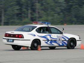 Ver foto 5 de Chevrolet Impala Police 2001