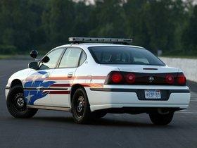 Ver foto 4 de Chevrolet Impala Police 2001