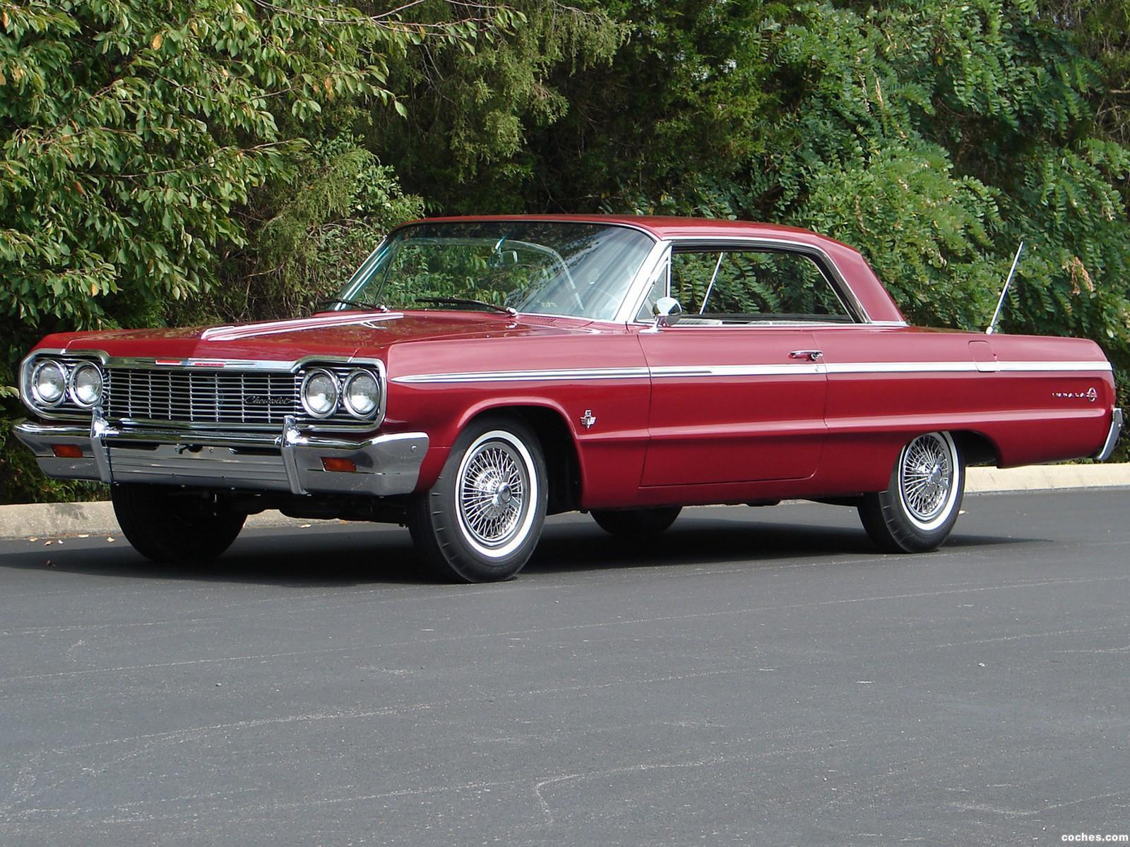 Foto 0 de Chevrolet Impala SS 1964
