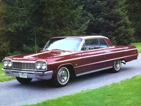 Ver foto 2 de Chevrolet Impala SS 1964