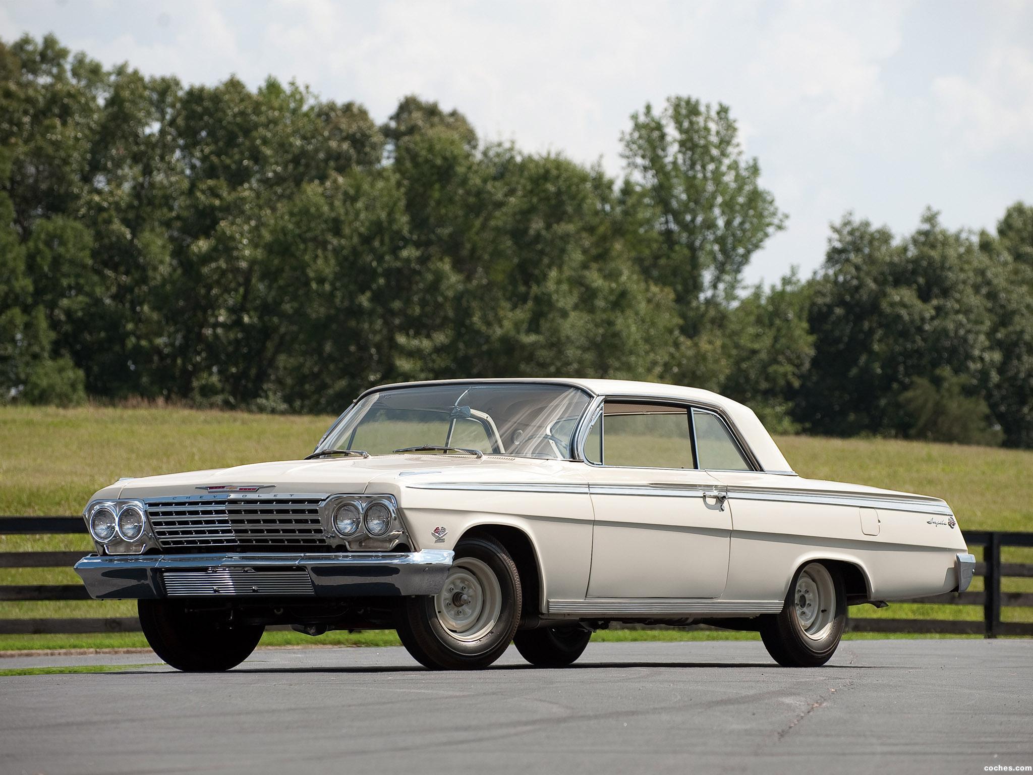 Foto 0 de Chevrolet Impala SS 409 Lightweight Coupe 1962