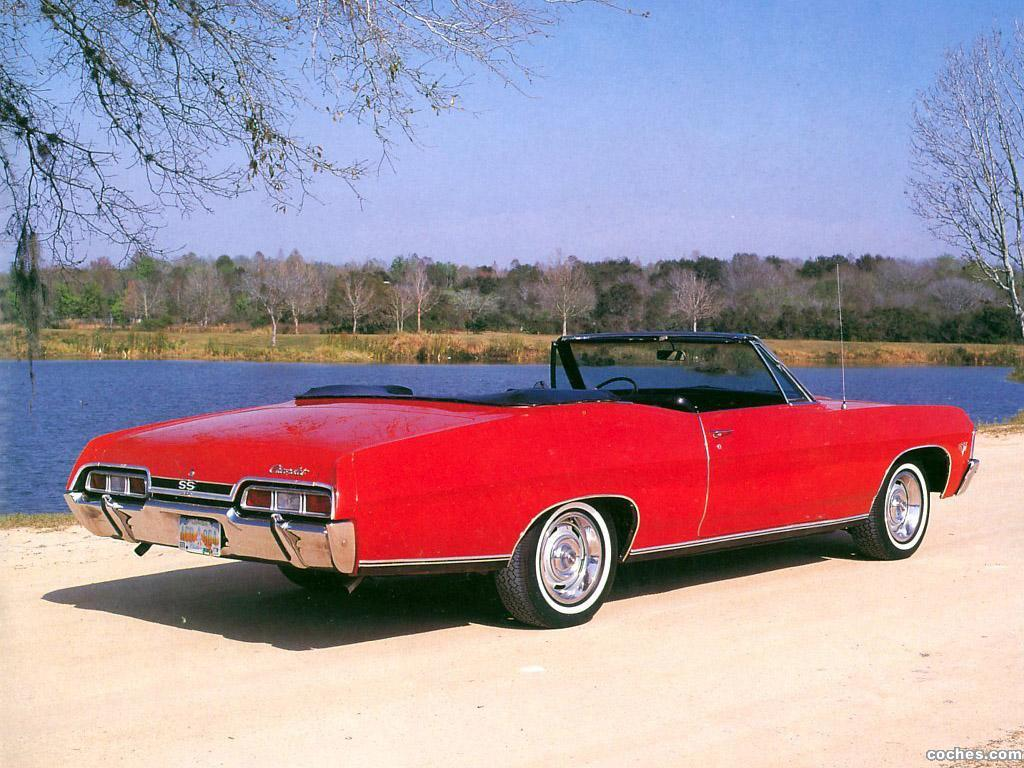 Foto 1 de Chevrolet Impala SS 427 Convertible 1967