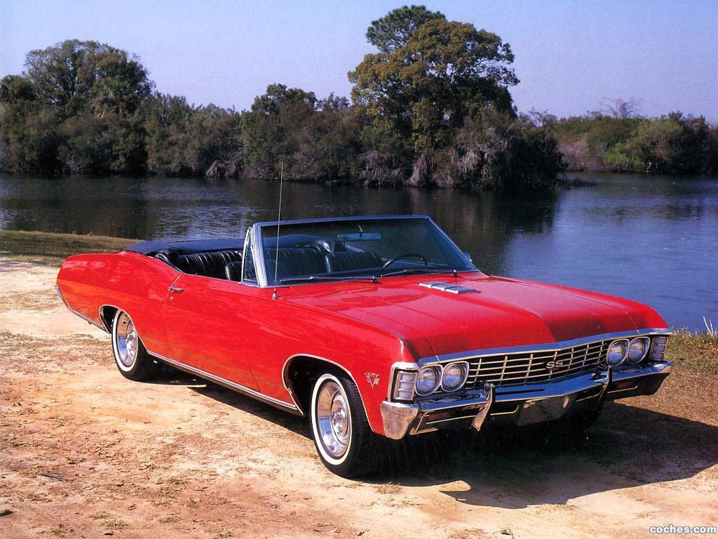 Foto 0 de Chevrolet Impala SS 427 Convertible 1967