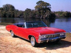 Ver foto 1 de Chevrolet Impala SS 427 Convertible 1967